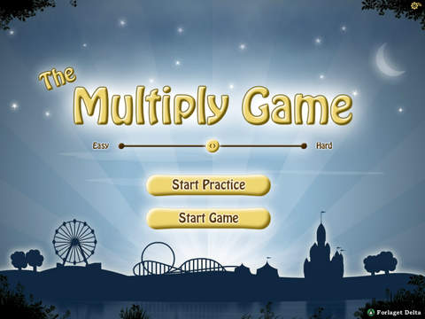 The Multiply Game