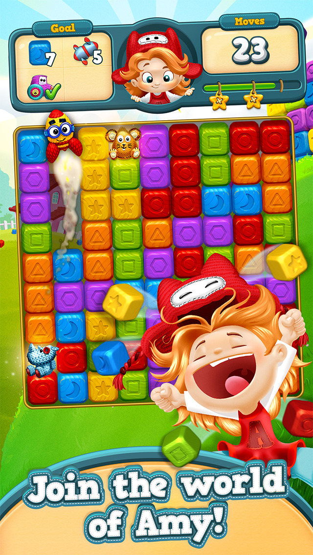 Toy Blast App For Windows : Toy blast by peak games pop the cubes solve puzzles