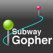 Subway Gopher - New York & Philadelphia icon