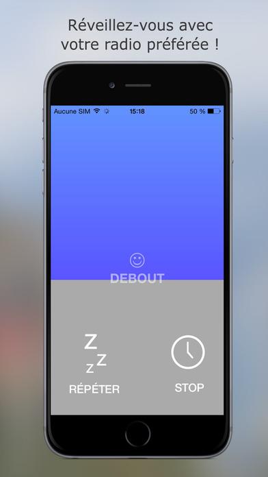 FRANCE MUSIQUE iPhone Screenshot 3