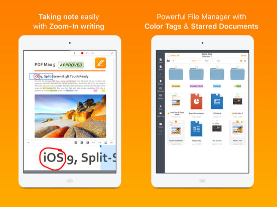 how to fill in a pdf file on ipad