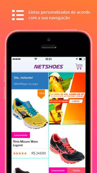 Netshoes – Viva o Esporte