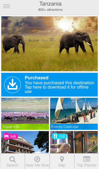 My Destination Tanzania Guide