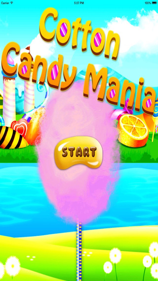 Cotton Candy Mania - Time to Make Candies Decorate it Crush It