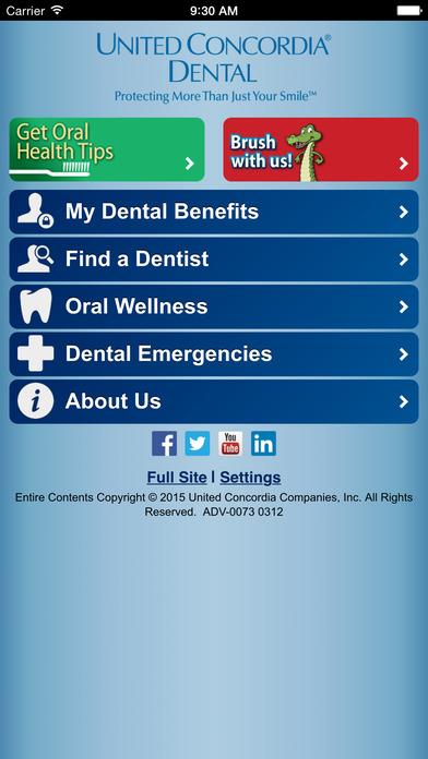 United Concordia Dental Mobile App on the App Store