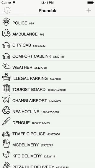 【免費書籍App】Phonebk-APP點子