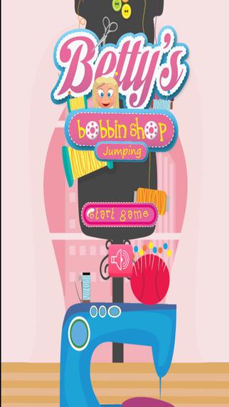 Betty's Bobbin Shop - Spool Up Jumping Adventure