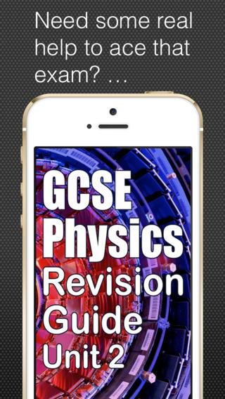 GCSE Physics Revision Guide Unit 2