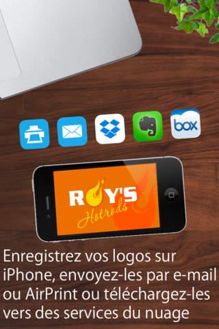 InstaLogo Logo Maker & Creator screenshot 2