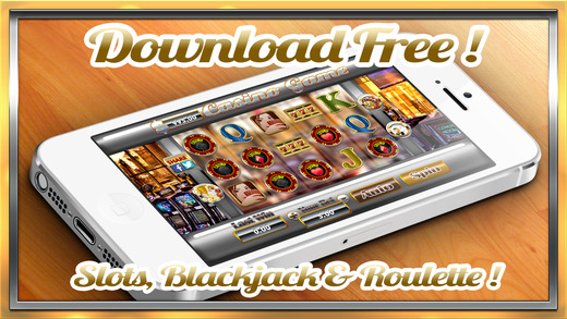 Admirable Casino Jackpot Blackjack Slots Roulette Jewery Gold Coin$
