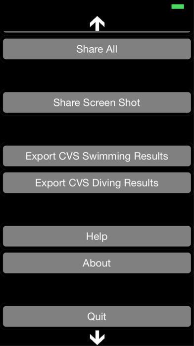 Swimming Coach's Clipboard for iPhone iPhone Screenshot 5