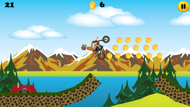Newton's SuperBike Physics - Hill Climb In This Hillbilly Racing Game Pro
