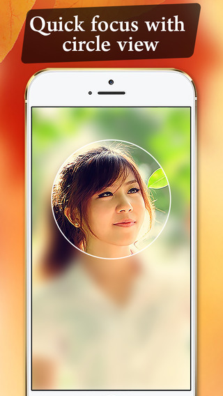 Photo Blur - Give Your Photos Blurred Effects