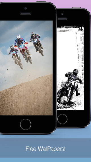 Motocross Wallpapers Themes - Best Free MX Skills HD Pics - Mad Style
