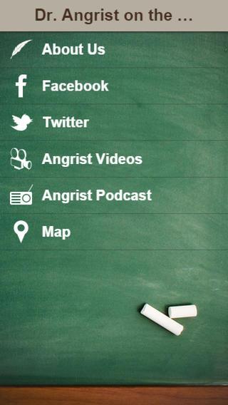 Angrist Wellness Portal