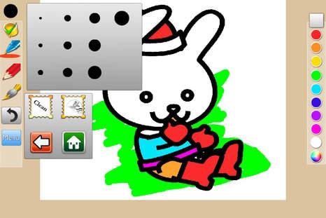 方形纸盘画动物图片大全