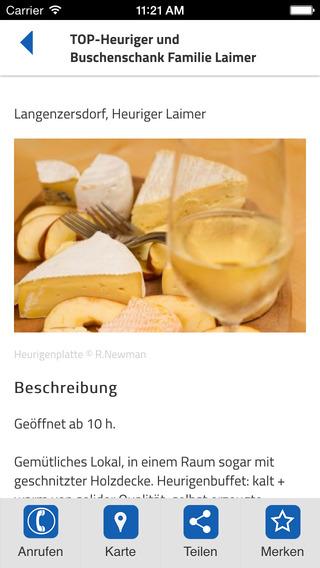 Weinviertler Heurigenkalender