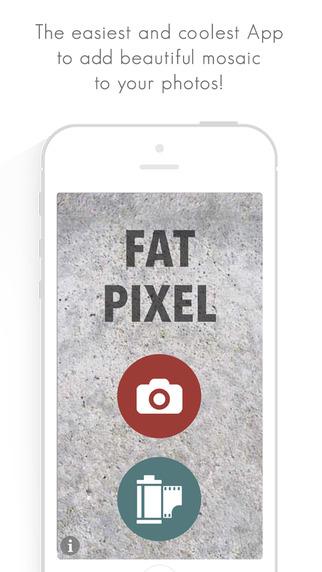 Fat Pixel - Beautiful Mosaic