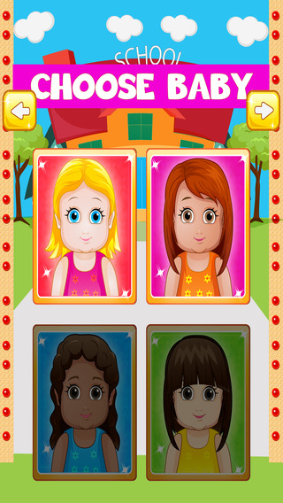 Baby Hair Salon Spa Free – Fun Fashion Girls Makeover Game