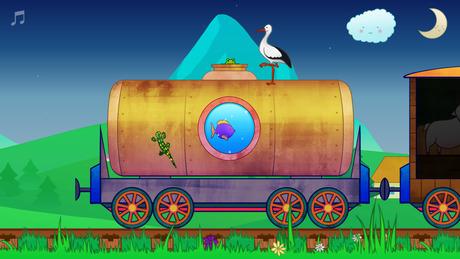 《动物火车》免费下载-多多苹果商店