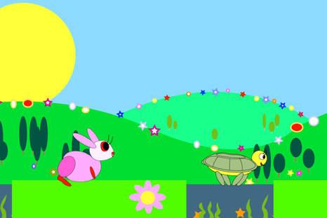 数字3兔子画法步骤图