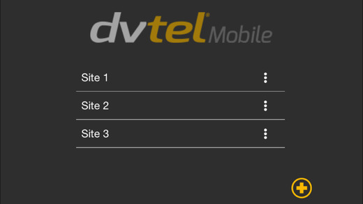 DVTEL Mobile for iPhone