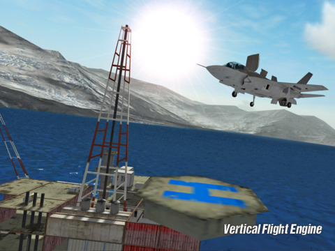 F18 Carrier Landing II Pro screenshot 8