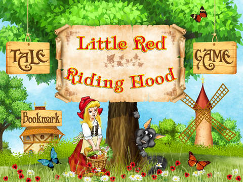 Little Red Riding Hood Interactive book