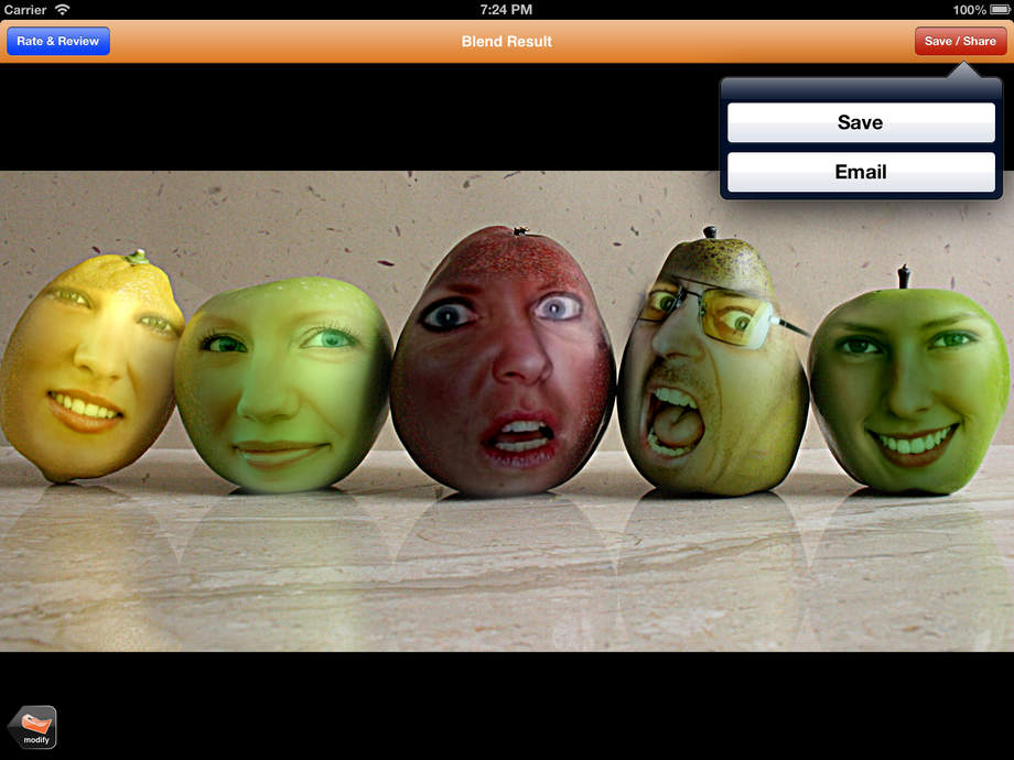 Friend Blender HD – Swap Faces in Photos and other Funny Photo Effects - iPhone Mobile Analytics and App Store Data