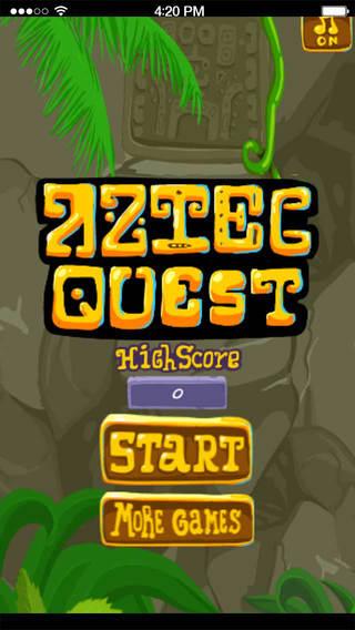 Aztec Quest -Forgotten Memories