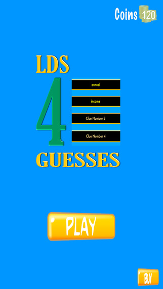LDS 4 Guesses