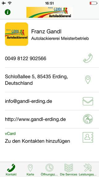 Autolackiererei Franz Gandl