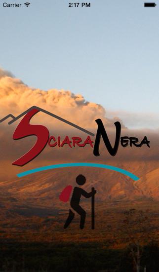 Etna Tracking - Sciara Nera