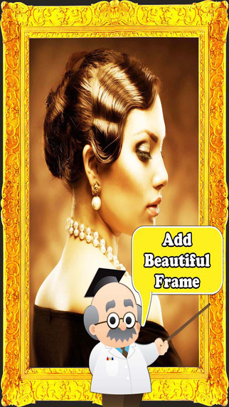 Add Beautiful Frame to your Photo