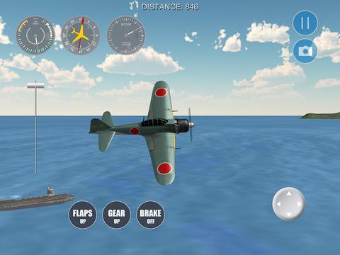 Скачать игру F18 Flight Simulator