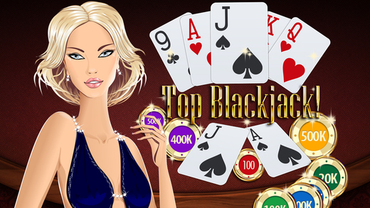 Blackjack 21 Casino - Win Money From Gambling Game