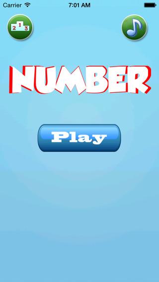 Number Kid's Game