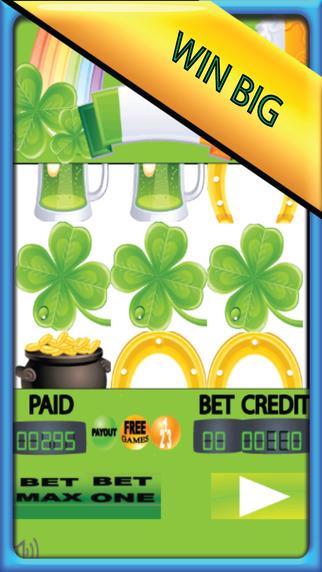 SLOTS: Irish jackpot bonanza