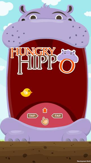 Happy Hungry Hippo