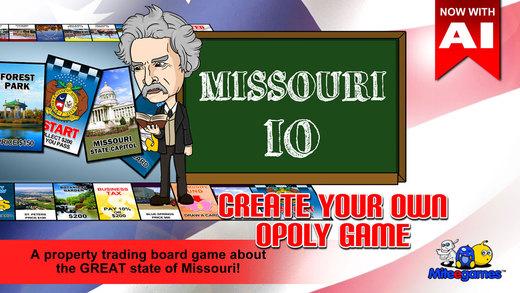 Missouri IO opoly