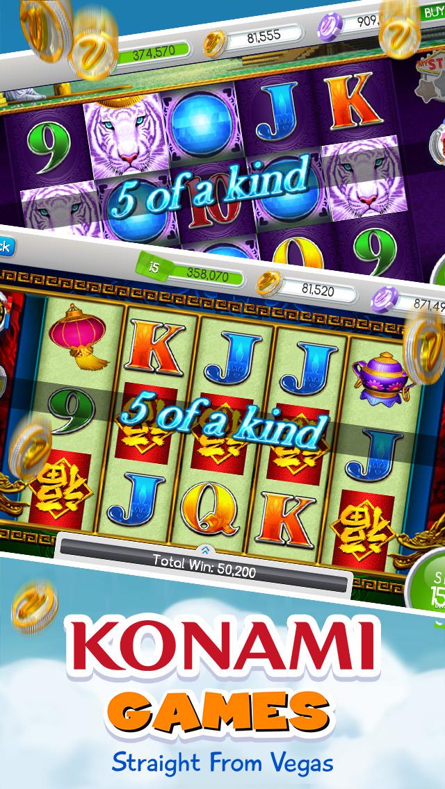 myVEGAS Slots screenshot 3