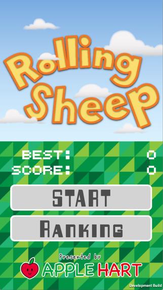 Rolling Sheep
