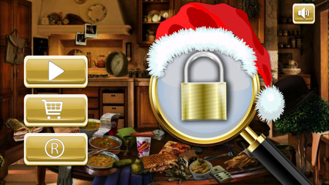 Before Christmas Night Messy Room Hidden Objects