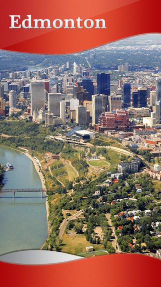 Edmonton City Offline Travel Guide