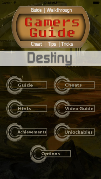 Guide+wiki+tips for Destiny