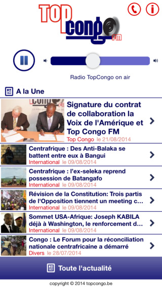 Radio Top Congo