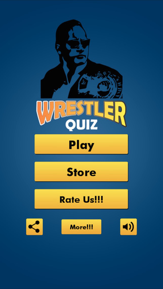 New Wrestling Superstars Quiz Games for WWE Edition