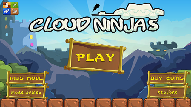 Cloud Ninjas – Advanced Runner PRO