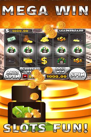Big Pool Connecticut Monaco Coin Toss Slots Machines FREE Las Vegas Casino Games screenshot 1