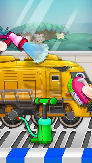 Train Salon